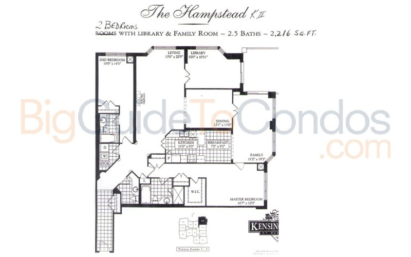 10 Old Mill Trail Floor Plans