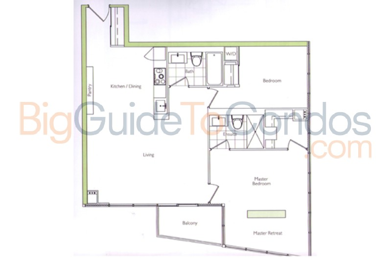 10 Capreol Court Toronto Floor Plans 10 Capreol Court