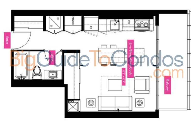 101 charles street east reviews pictures floor plans for 150 charles street floor plans
