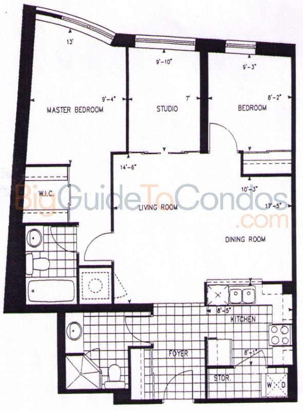 152 St Patrick Street Reviews Pictures Floor Plans Amp Listings