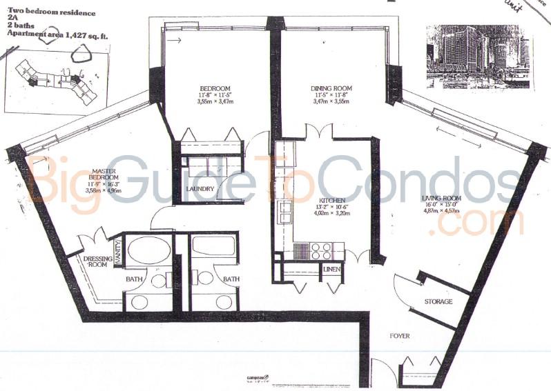 33 Harbour Square Floor Plans | 33 Harbour Square Floor