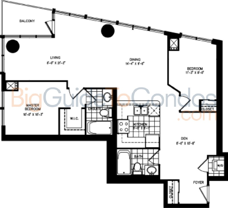 33 bay street reviews pictures floor plans listings for Floor plans 761 bay street