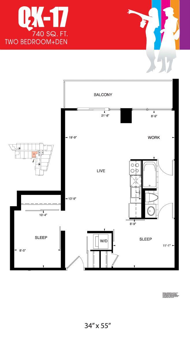 20 Joe Shuster Way Floor Plans 38 Joe Shuster Way Reviews