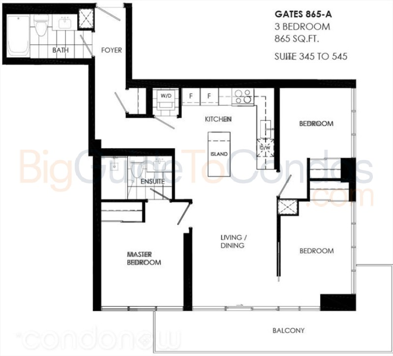 65 grand magazine blvd reviews pictures floor plans listings for Floor plan magazines