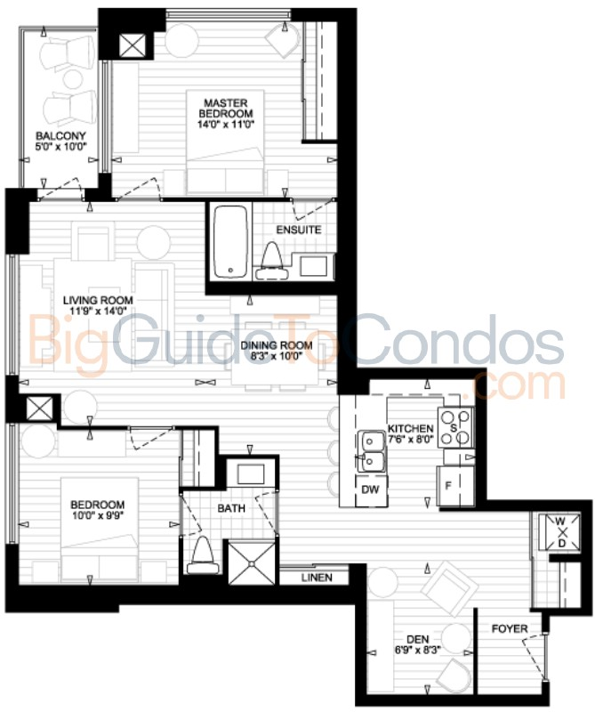 761 bay street reviews pictures floor plans listings
