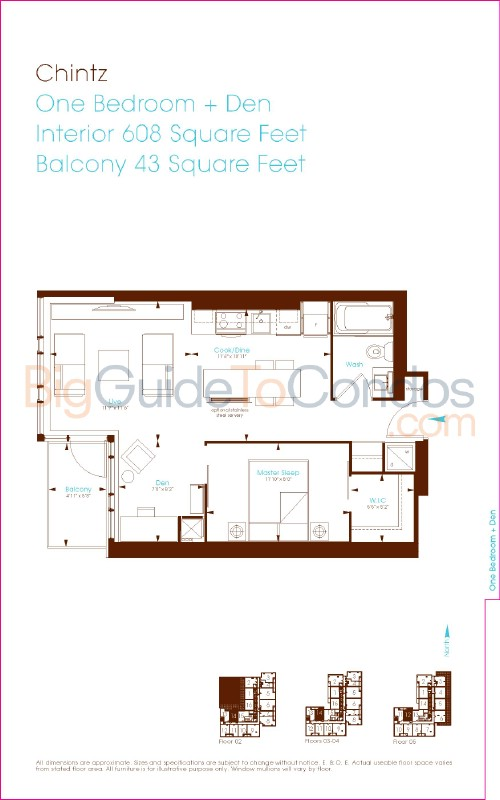 8 Charlotte Street Reviews Pictures Floor Plans Listings