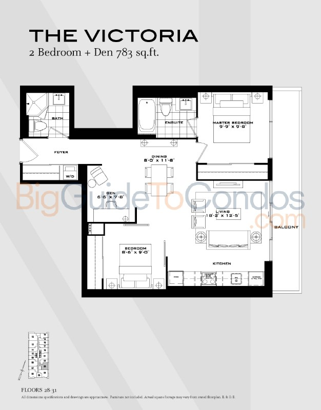 955 Bay Street Reviews Pictures Floor Plans Listings