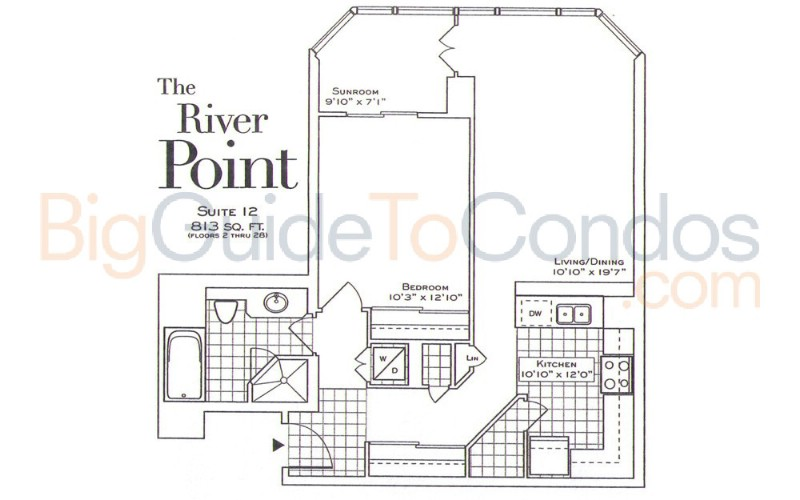 1 Palace Pier Court Reviews Pictures Floor Plans Amp Listings