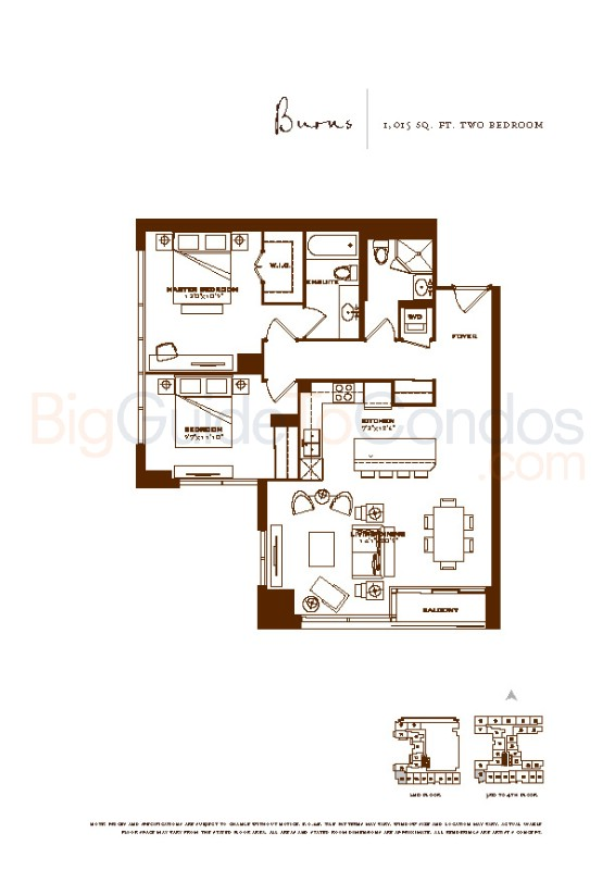 1 Bedford Reviews Pictures Floor Plans Listings