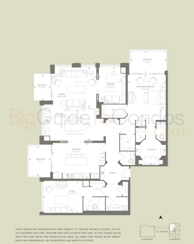 100 Yorkville Ave Reviews Pictures Floor Plans Amp Listings