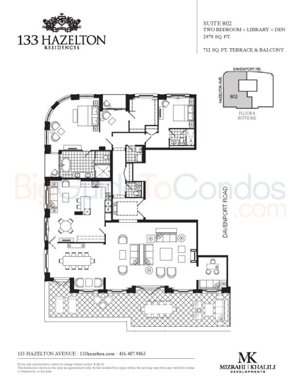 133 hazelton ave reviews pictures floor plans listings