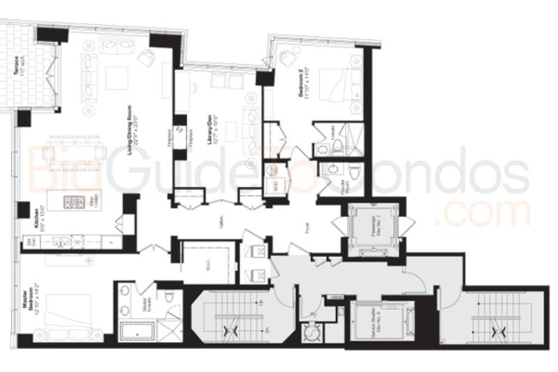 181 Davenport Rd Floor Plans 181 Davenport Rd Reviews