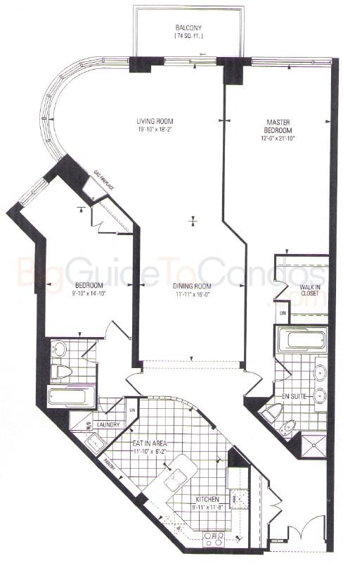 2727 yonge st reviews pictures floor plans listings for 1200 post oak floor plans