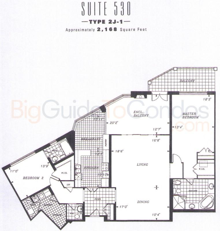 Yonge street floor plans skyview on yonge condominiums for 16 yonge street floor plans