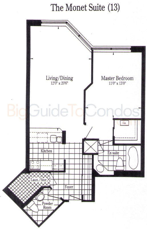 38 elm st reviews pictures floor plans listings for Floor plans 761 bay street