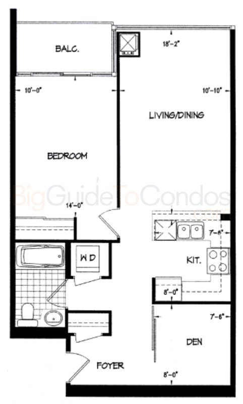 38 The Esplanade Ave Reviews Pictures Floor Plans Amp Listings