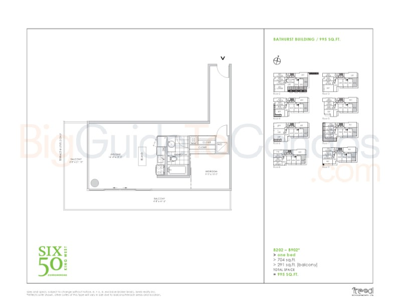 650 king street west reviews pictures floor plans listings for 1 king west floor plans