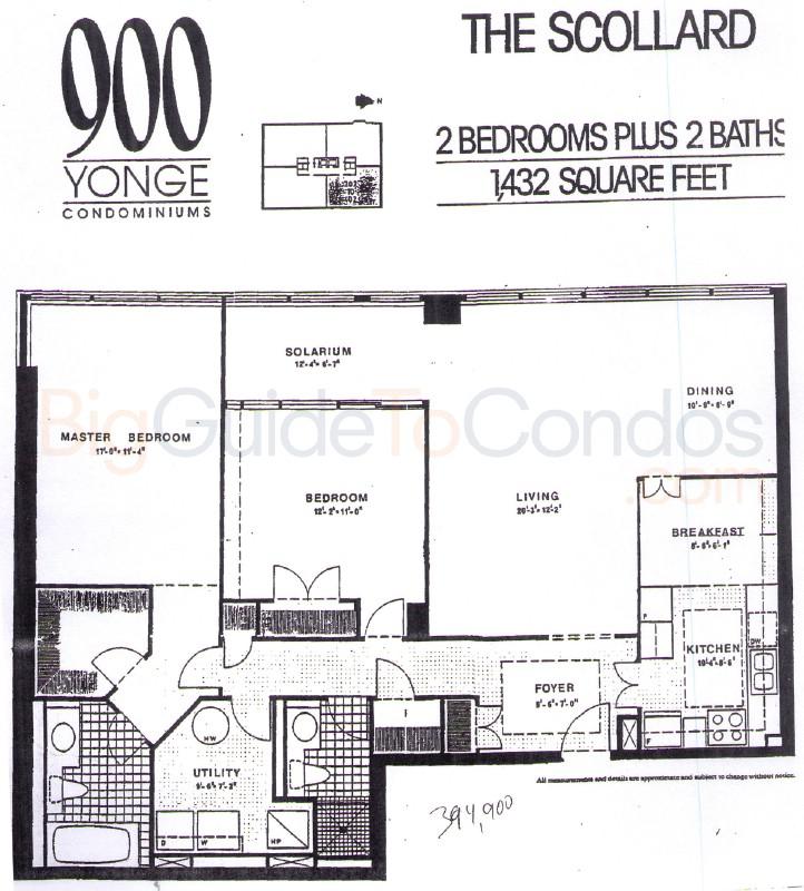 900 yonge st reviews pictures floor plans listings for 1200 post oak floor plans