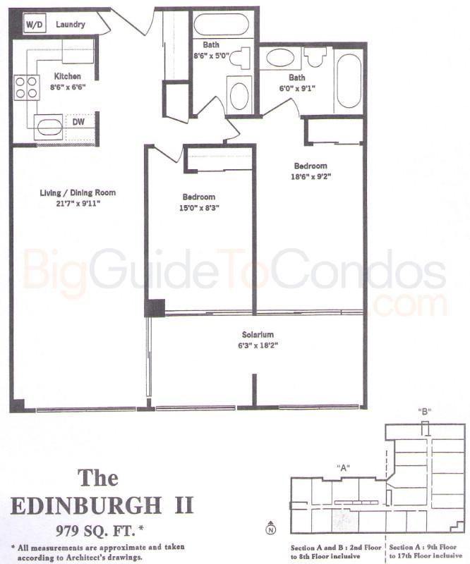 7 East Floor Plans