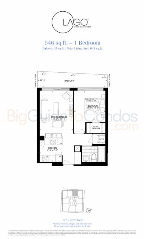 Lago condos reviews pictures floor plans listings for 16 brookers lane floor plans
