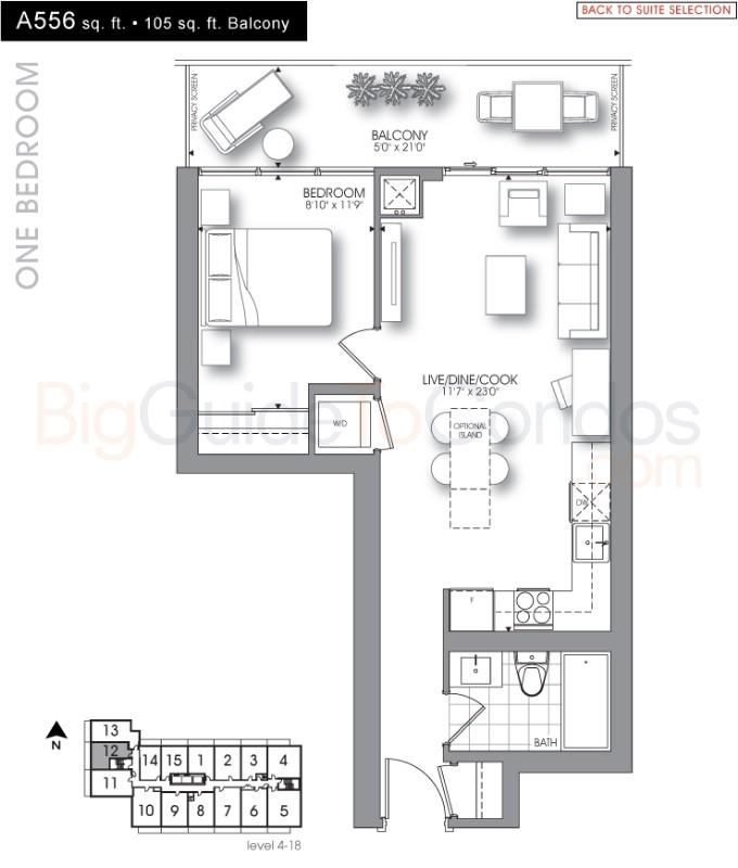 105 George Street Reviews Pictures Floor Plans Listings – King Of Queens House Floor Plan