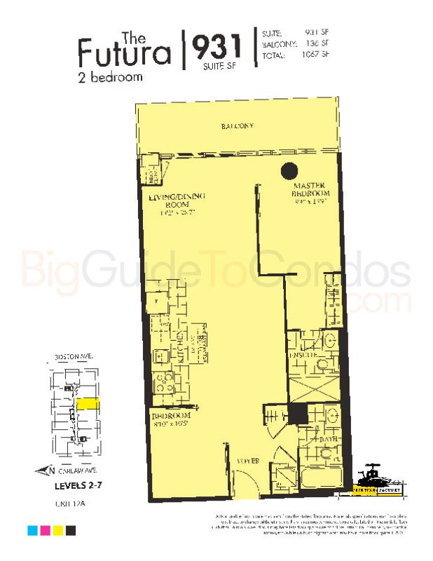 201 Carlaw Ave Reviews Pictures Floor Plans Amp Listings